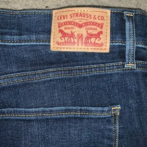 Levi's Jeans 311 Shaping Skinny woman